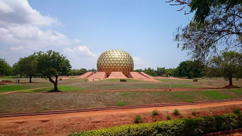 India Pondicherry Auroville